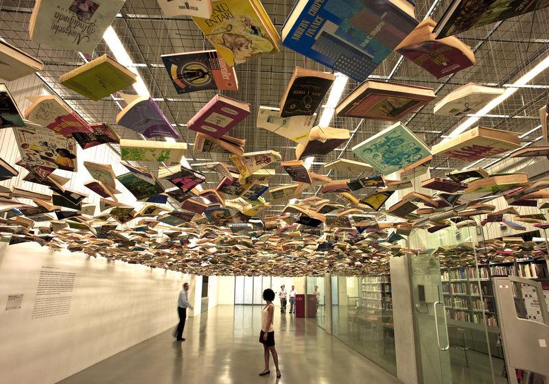Istanbul Modern, modern art museum, Istanbul, Marmarameer, Türkei
